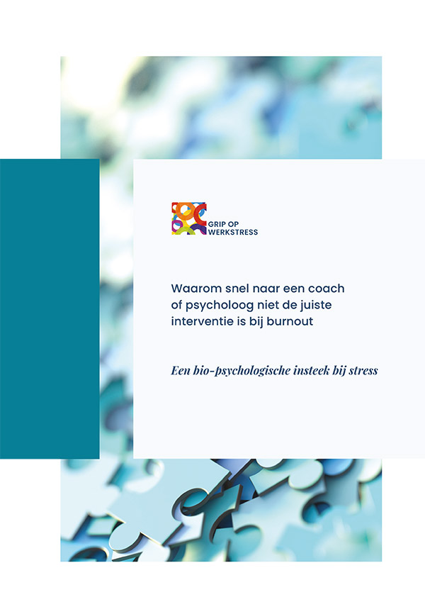Cortisol-manager whitepaper